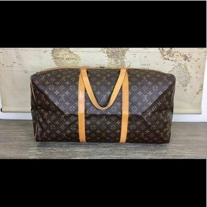 Louis Vuitton - Vintage Keepall 55 Monogram